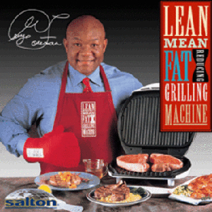 Lean Mean Fat Grilling Machine Hot Dogs