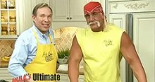 INDUCTION: Hulk Hogan's Ultimate Grill Infomercial – Whatcha Gonna Do When Steaks and Burgers and Hot Dogs and Waffles and Cookies Run Wild On You?