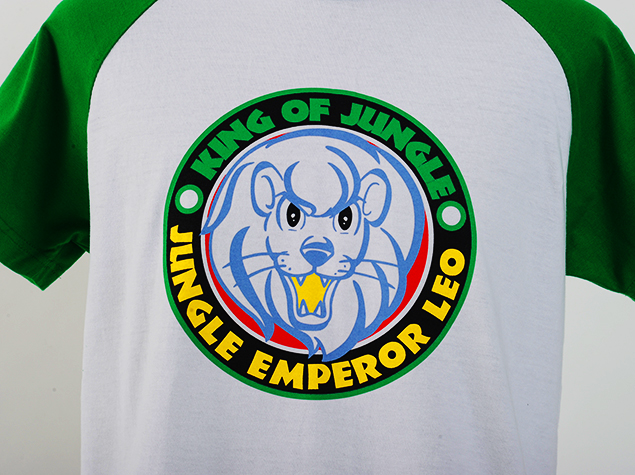 New Japan Pro Wrestling NJPW Kimba The White Lion Shirt 1