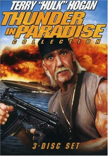 Thunder In Paradise DVD collection