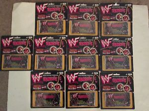 WWF Bungeez medallions in package