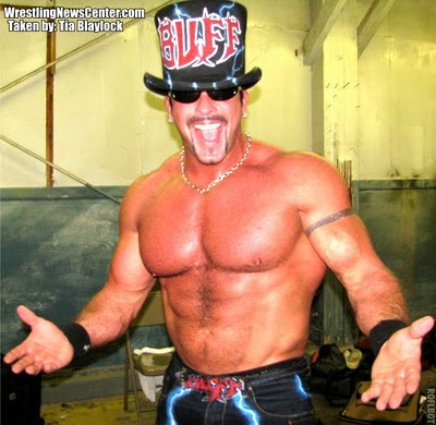 Buff Bagwell Stovepipe hat