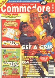 Hulk Hogan Commodore magazine