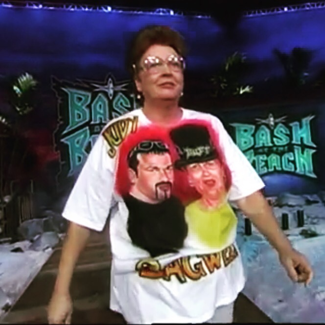 Judy Bagwell and Buff Bagwell shirt