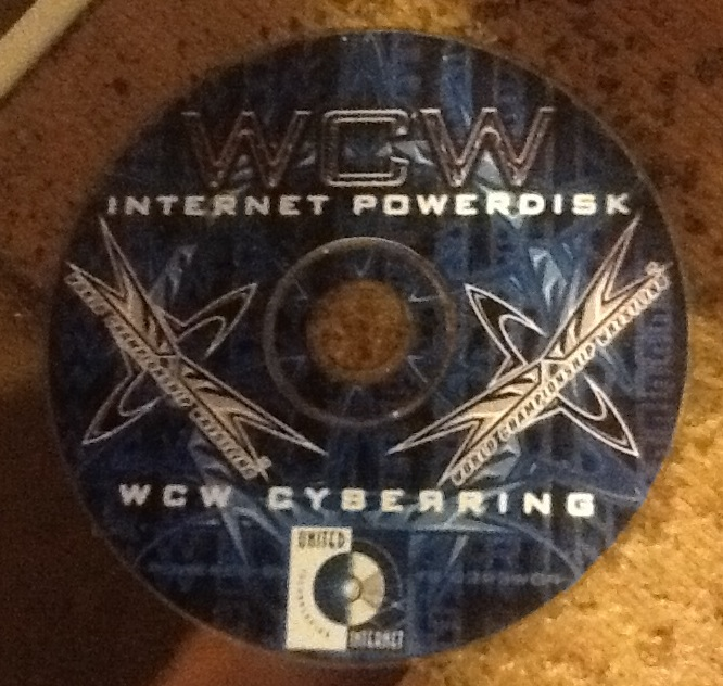 WCW Slam Society Internet Powerdisk