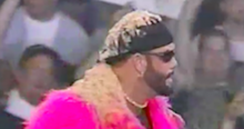 Induction: Macho Man's Poop Problems – Too Hot to Handle, Too Brown to Drown