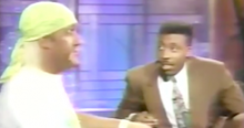 Induction: Hulk Hogan on Arsenio – Liar, Liar, Trunks on Fire