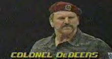 Headlies: Col. DeBeers Added As A Judge On Tough Enough