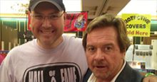 Roddy Piper with RD Reynolds and Blade Braxton!