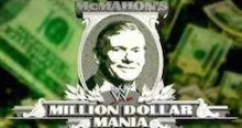 Induction: McMahon's Million Dollar Mania – Skip Raw or win $1,000,000? Decisions, decisions…