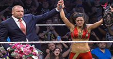 Headlies: Full Sail University Flooded With Tears After Bayley-Sasha Match