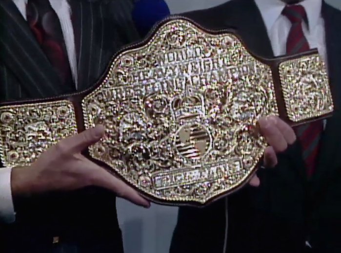 Ric Flair belt Rick Flair 2
