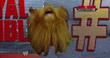 Headlies: Eric Rowan's Beard A Surprise Entrant In The Royal Rumble