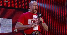 INDUCTION: Yodelin' Antonio Cesaro – Yodelayheehoo!!!