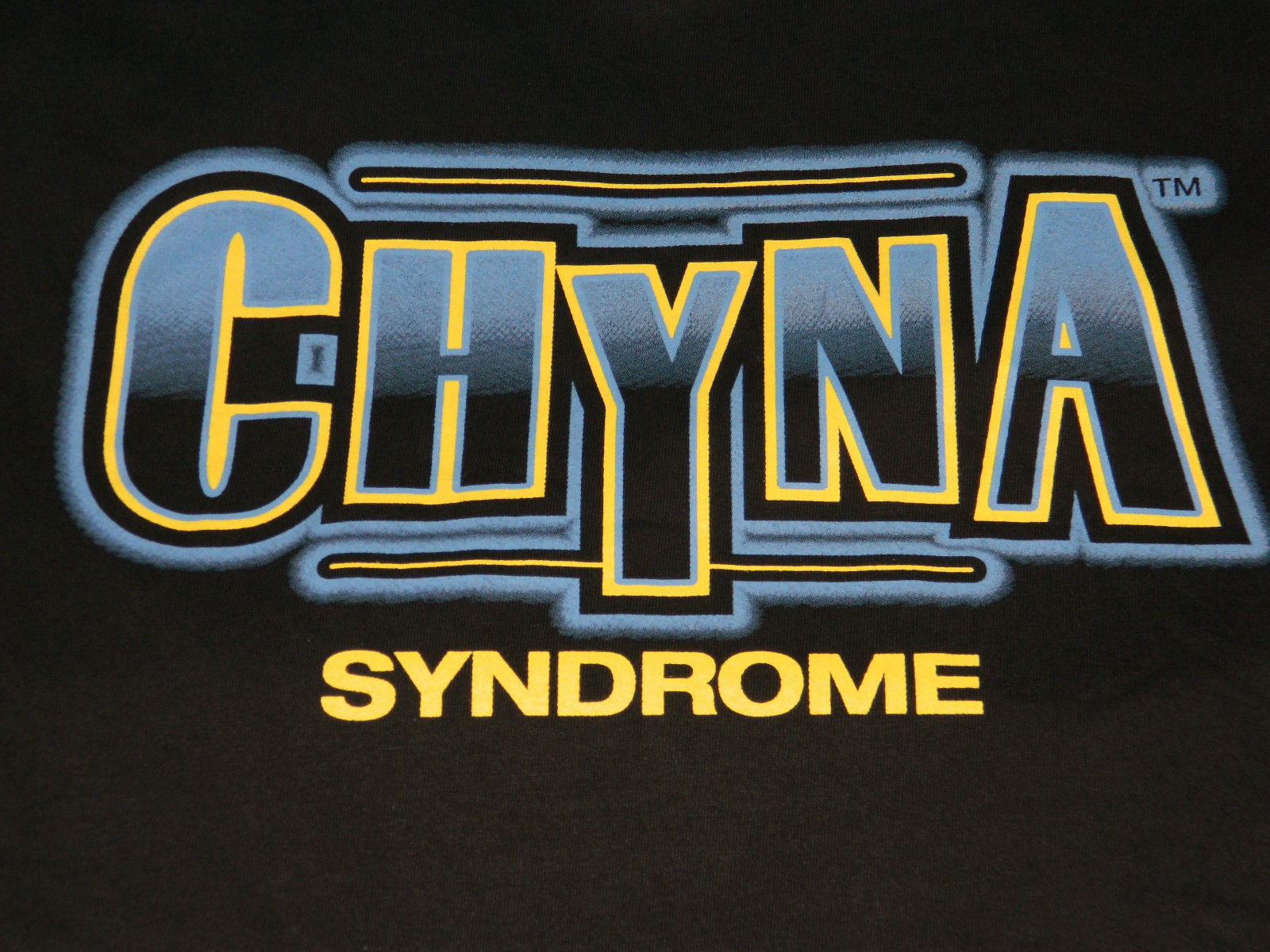 Chyna Syndrome shirt 2