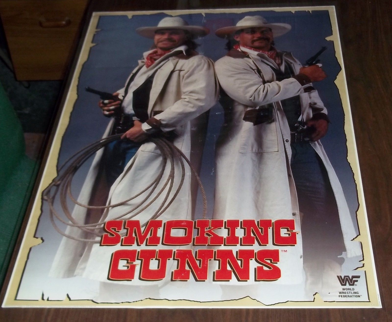 The Smoking Gunns poster