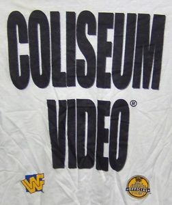 WWF Coliseum Video shirt