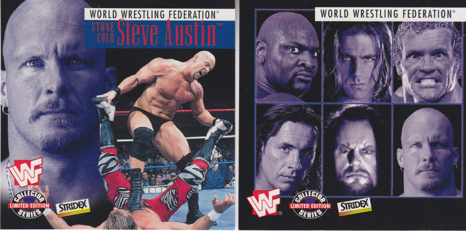 WWF Stridex pads Attitude Era