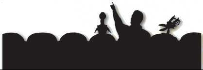 MST3k Mystery Science Theater 3000 silhouette
