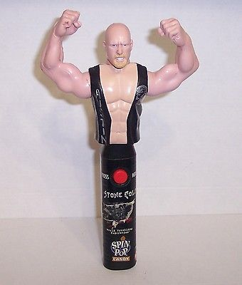Stone Cold Steve Austin spin pop lollipop sucker candy