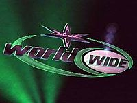 WCW Worldwide logo shirt
