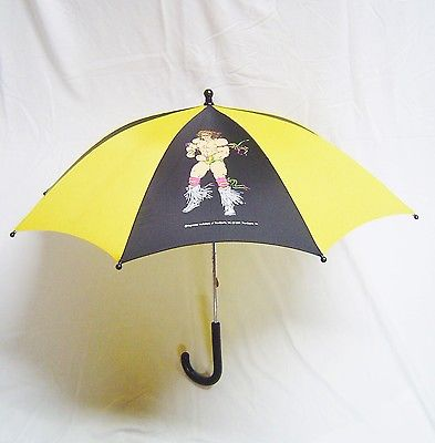WWF Hulk Hogan Ultimate Warrior umbrella 3