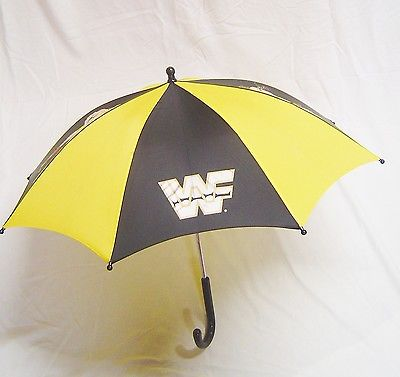 WWF Hulk Hogan Ultimate Warrior umbrella 6