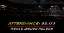 Headlies: 93,174 Attend Wrestlemania Says Vince McMahon