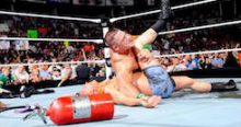 "Induction: John Cena vs. Michael Cole – Cena adds a ""D"" to B.A. S.T.A.R."