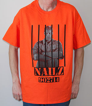 WWF Nailz shirt