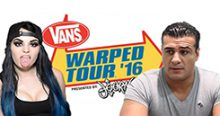 Headlies: Paige Drags Alberto Del Rio To Warped Tour