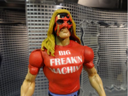 Triple H as Kane figure 1