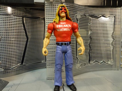 Triple H as Kane figure 2
