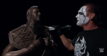 Induction: Sting in WWE – WWE's all-time most anticipated reminder that WCW sucked.