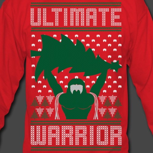 ultimate-warrior-ugly-christmas-sweater-sweatshirt