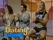 INDUCTION: WCW on the Dating Game – Featuring Muppets, Clowns, and Pantsless Chris Jericho.  You've Been Warned.