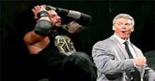 Headlies: Vince McMahon Deeply Impressed With Roman Reigns's Royal Rumble Elimination