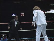 INDUCTION: Hillbilly Jim vs. Mr. Fuji Tuxedo Match – Has RD Finally Had Enough?