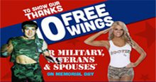 "Headlies: ""Rambo"" Greg Gagne Tries To Get Military Discounts On Memorial Day"