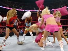 INDUCTION: Divas Pajama Pillow Fight – Far More Dangerous Than It Sounds!