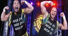 Headlies: The Young Bucks Try Out Some New Catchphrases