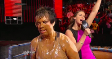 Induction: Stephanie vs. Vickie – Lie, Cheat, and Puke