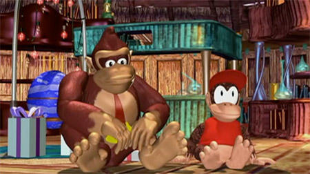 INDUCTION: A Donkey Kong Country Christmas - Have Yourself ...