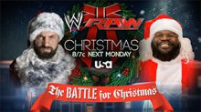 INDUCTION: Good Santa vs. Bad Santa – Cancel Christmas? How About Raw Instead?