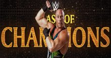 Headlies: Rob Van Dam Defends The WWE European Championship During Clash Of Champions