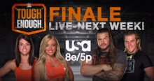 Induction: Tough Enough 2015 – Nobody doesn't like Sara Lee