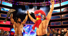 Induction: Jinder Mahal, WWE Champion – The 2017 Gooker Award Winner (for real this time)