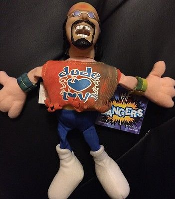 WWF Dude Love Bangers doll