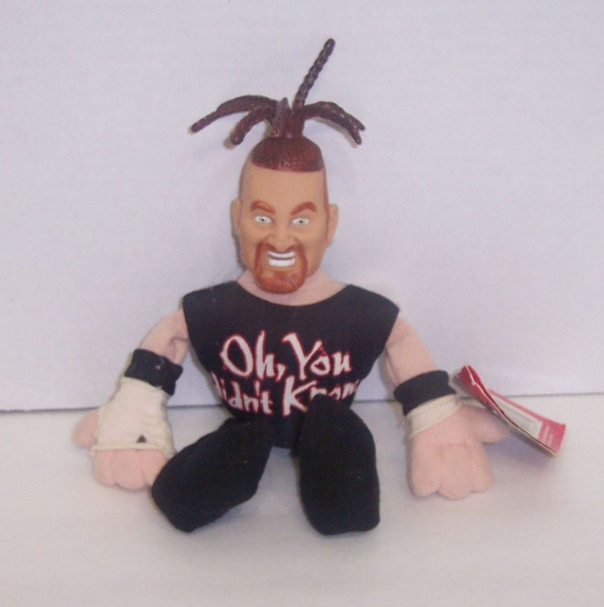WWF Road Dogg Jesse James Bangers doll