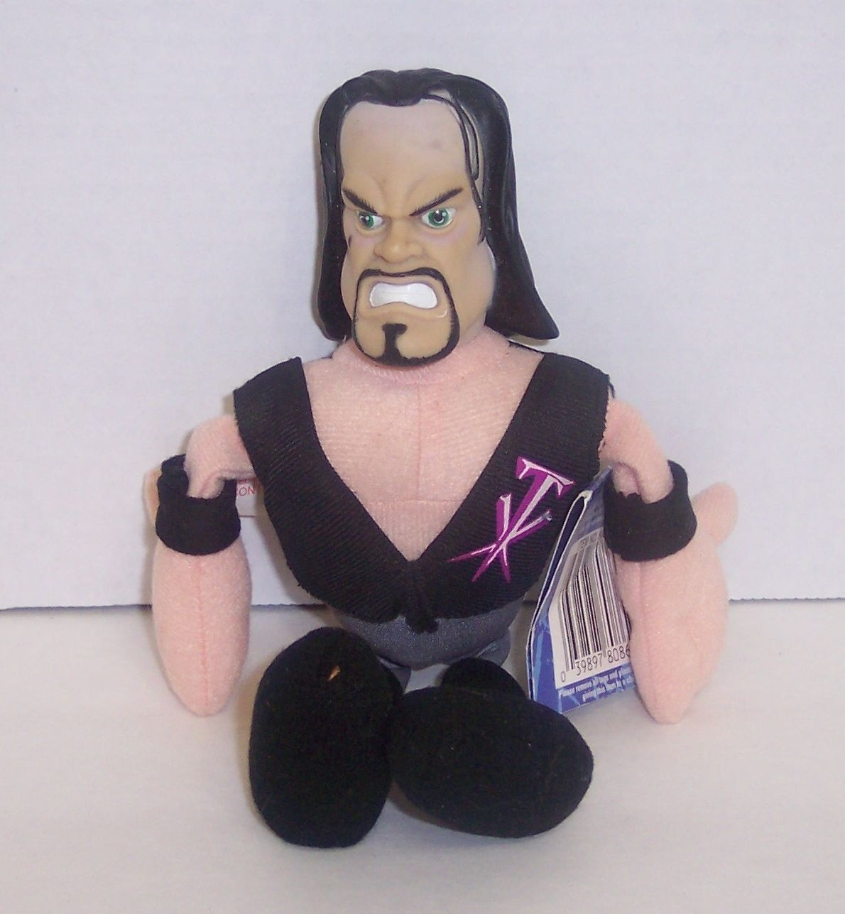 WWF The Undertaker Bangers doll